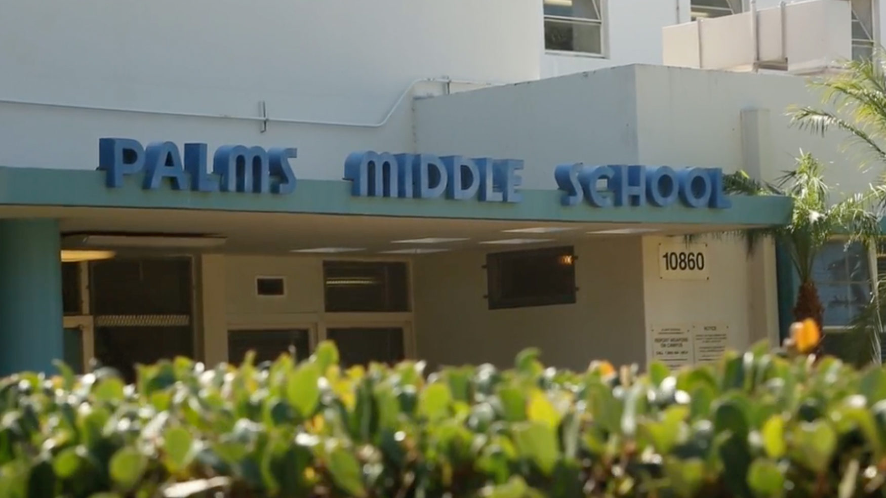 PALMS MIDDLE SCHOOL WRAP UP