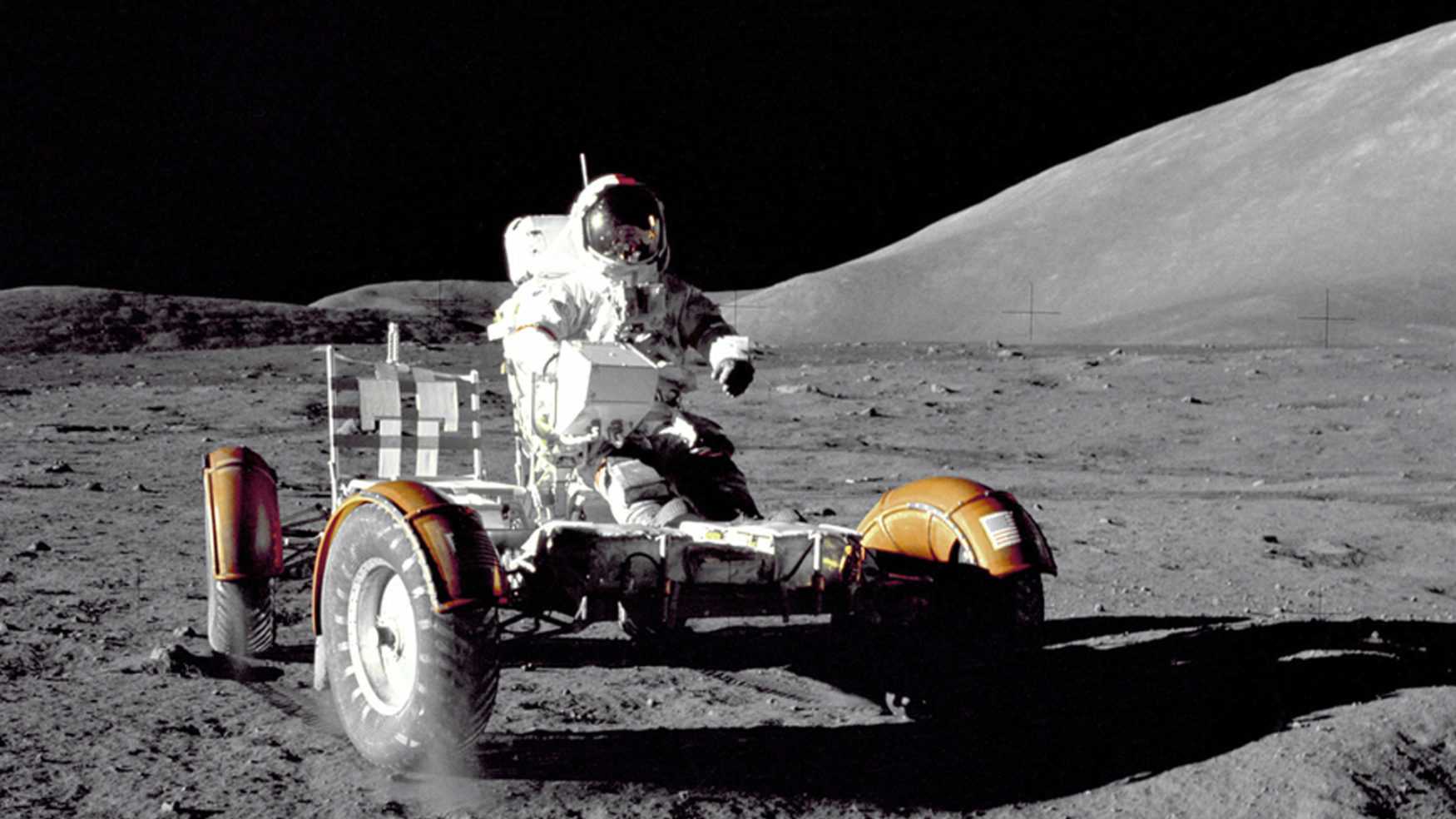 GENE CERNAN: LAST MAN ON THE MOON