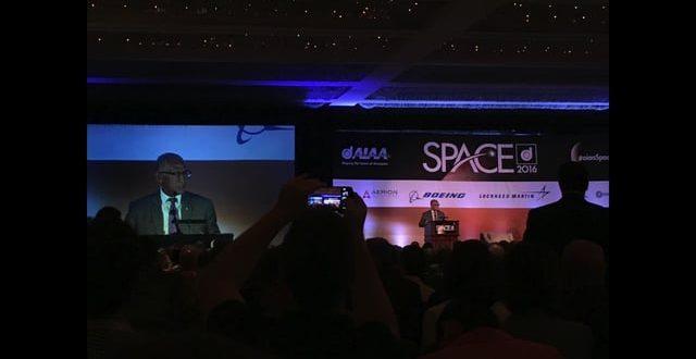 #SPACECAT AT #AIAASPACE 2016