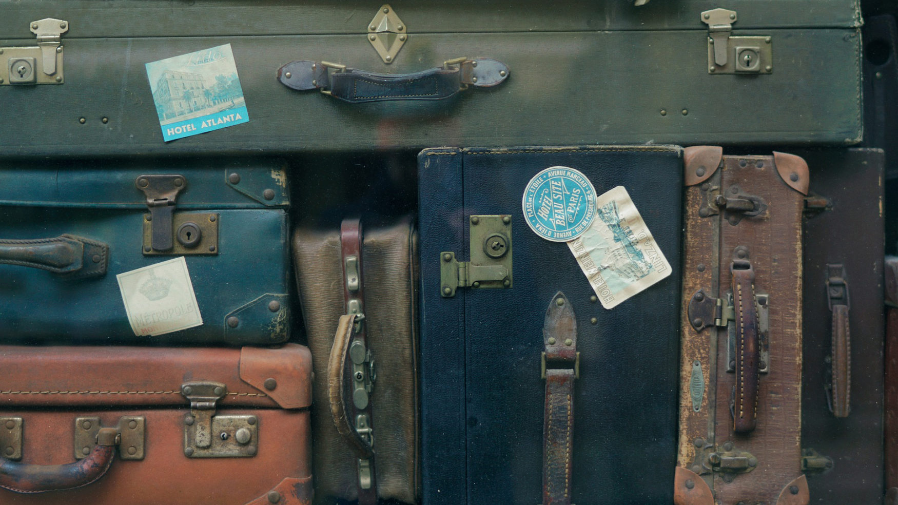 MARSHALL TEAGUE:<BR>EXCESS BAGGAGE