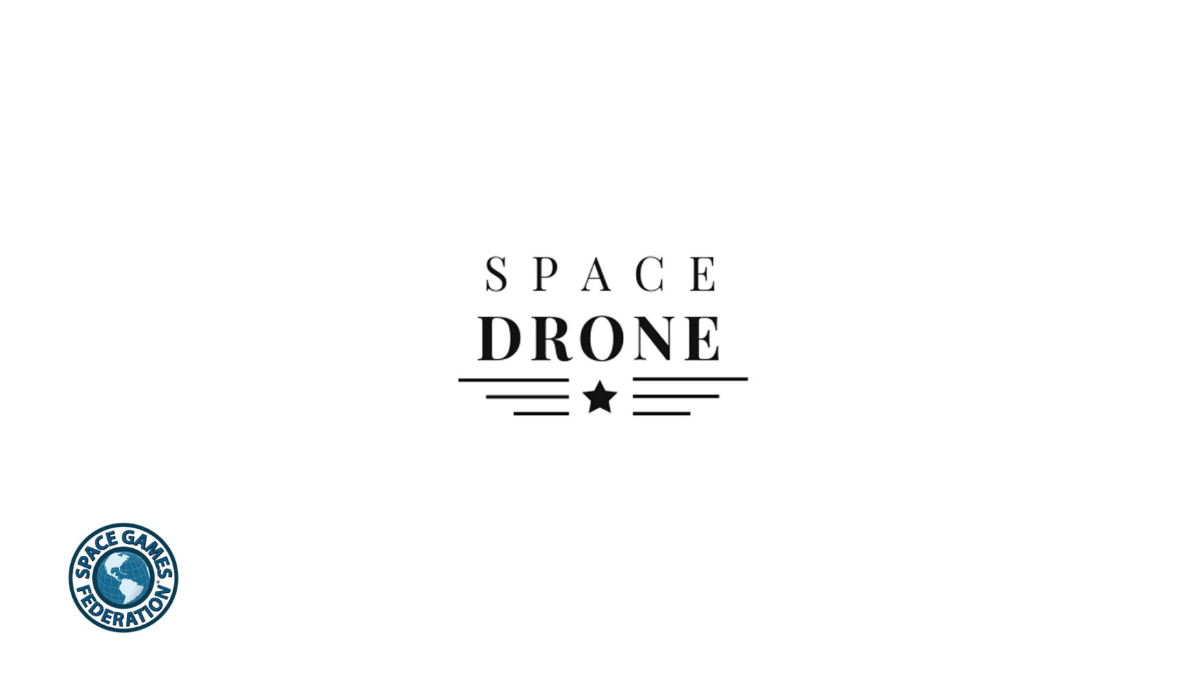 11). Space Drone